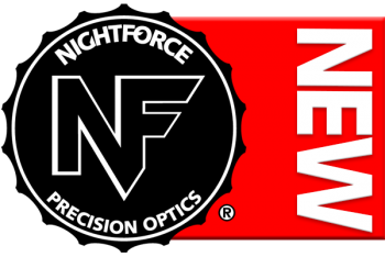 Nightforce COMPETITION™ SR FIXED 4.5X24