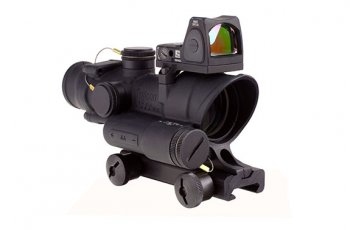 Trijicon TA02 LED with RM01/06