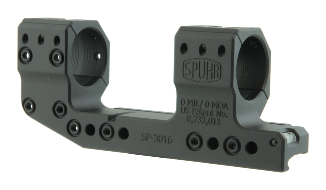 Spuhr SP-3016 Scope Mount 30 mm Picatinny