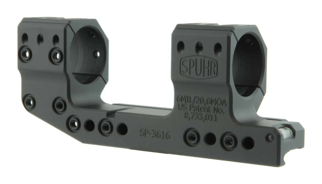 Spuhr SP-3616 Scope Mount 30 mm Picatinny