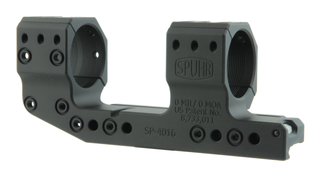 Spuhr SP-4016 Scope Mount 34 mm Picatinny