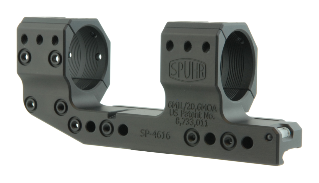 Spuhr SP-4616 Scope Mount 34 mm Picatinny