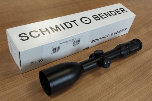 DEMO Schmidt & Bender Stratos 2,5-13x56