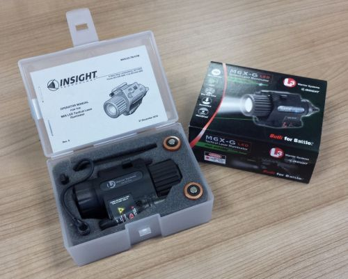 DEMO EOTech Insight M6X G LED/Laser combo for Pistols / Rifles