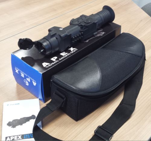 DEMO Pulsar Apex XD38 Thermal Weapon Scope