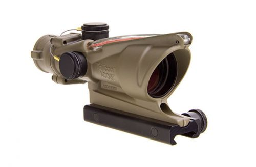 Trijicon TA31 C-100372 Cerakote Flat Dark Earth