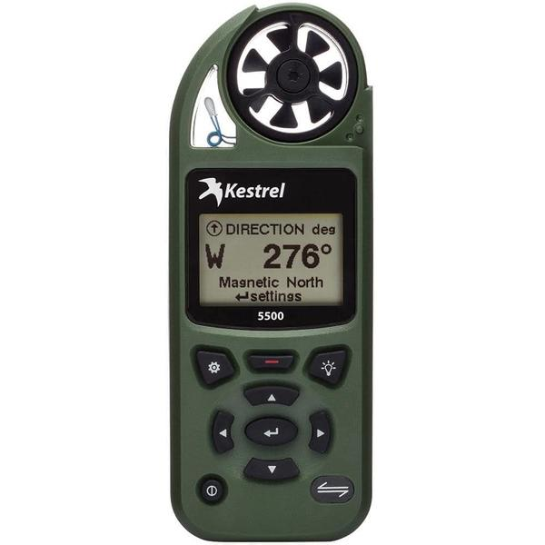 Kestrel 5500 Weather Meter with Bluetooth Link