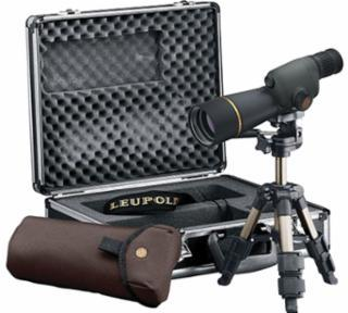 Leupold GR 15-30x50mm Compact Kit