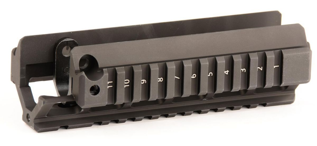 MP5 handguard (Alumnium with 3 x NAR)