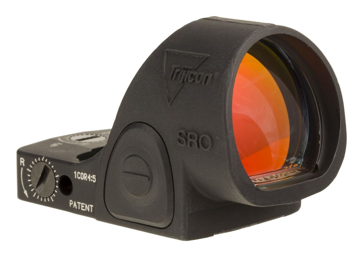 Trijicon SRO Red Dot Sight  SRO1-C-2500001 1.0 MOA Red Dot
