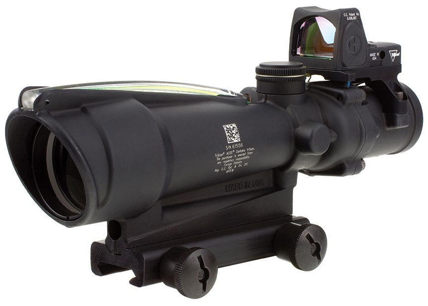 Trijicon ACOG TA11F .223 / 5.56 BDC with RMR