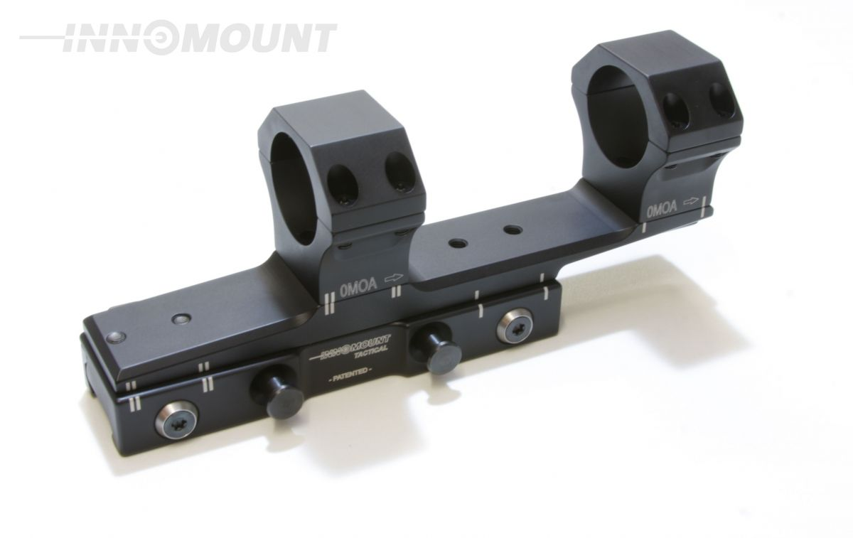Innomount Tactical QD Flex offset Ring 30mm - BH 34mm - 0-20MOA
