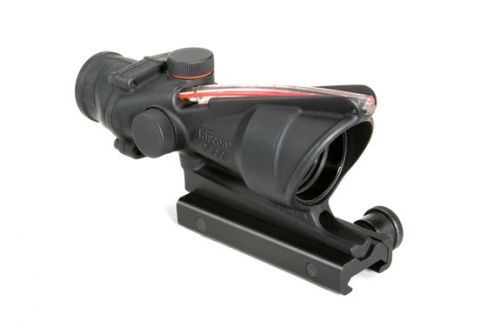 Trijicon TA31 includes Flat Top Adapter