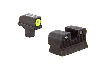 Trijicon  CA101Y 1911 Colt Cut HD Night Sight Set – Yellow Fron