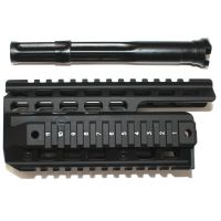 B&T handguard for AK47/74 with 4 x NAR