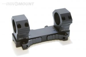 Innomount Tactical QD Flex Ring 30mm BH 23mm - 0-20MOA